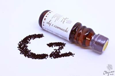 Olej z czarnuszki